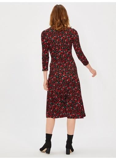 Cool Sister Elbise Kırmızı
